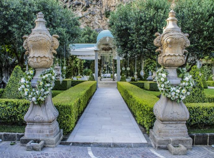 Giardino all'Italiana | Villa Althea Event Venue – Puntata 14