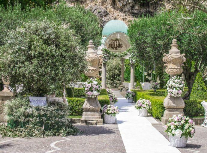 Rito in giardino | Villa Althea Event Venue – Puntata 16