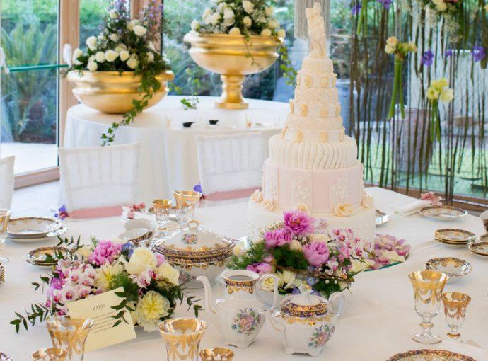 Tendenze nozze 2019: spadroneggia il Baroque Wedding, tra sfarzo ed eleganza